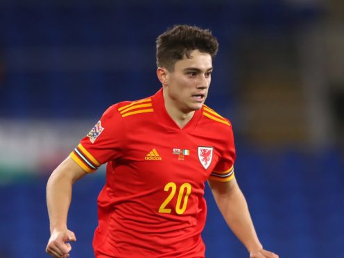 Daniel James has World Cup qualification in his sights (Nick Potts/PA)