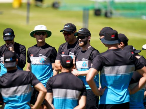New Zealand have abandoned their tour of Pakistan due to security concerns (Adam Davy/PA)