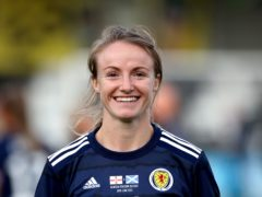 Scotland's Christy Grimshaw is daring to dream (Liam McBurney/PA)