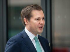 Housing Secretary Robert Jenrick (Dominic Lipinski/PA)