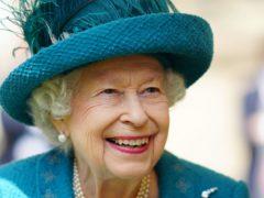 The Queen sent her congratulations (Christopher Furlong/PA)