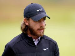 Tommy Fleetwood was two shots off the halfway lead in the DS Automobiles Italian Open (Jane Barlow/PA)