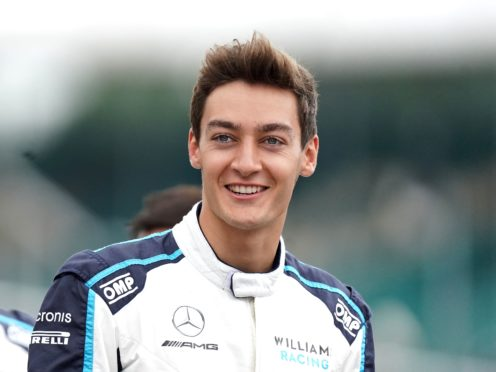 George Russell looks to be Mercedes-bound (Tim Goode/PA)