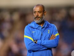 Nuno Espirito Santo has not been counting the number of headers his players are performing in training (Nigel French/PA)