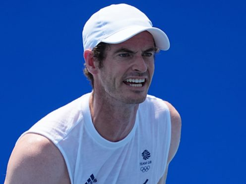 Andy Murray could next face either Polish top seed Hubert Hurkacz, the world number 13 (DPA/PA Media)