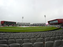 The final Test was still in major doubt just hours before it was due to start at Old Trafford (Zac Goodwin/PA)