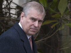 The Duke of York (Neil Hall/PA)