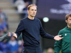 Thomas Tuchel's side face Juventus on Wednesday night (Niall Carson/PA)