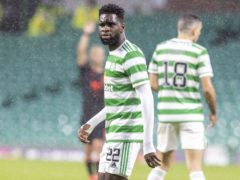 Odsonne Edouard could be involved for Crystal Palace for the first time after he joined from Celtic on transfer deadline day (Jeff Holmes/PA)