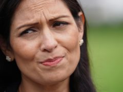 Home Secretary Priti Patel has been criticised (Ben Birchall/PA)