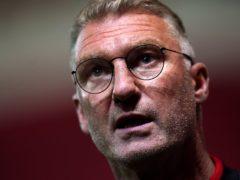 Nigel Pearson feels Bristol City's barren home form will end soon (PA)