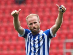 Barry Bannan could return for the visit of Oxford (Isaac Parkin/PA)