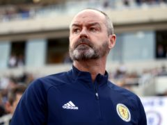 Steve Clarke is confident Scotland can get a much-needed win (Tim Goode/PA)