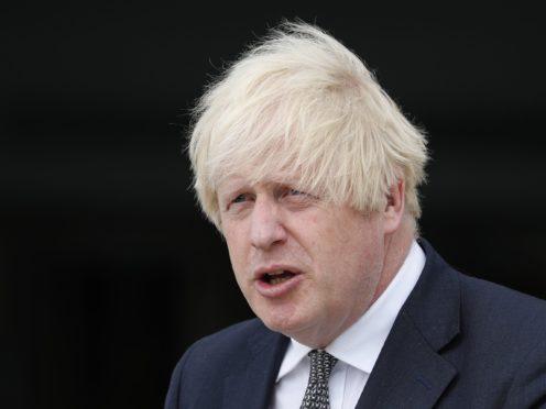 Prime Minister Boris Johnson (Adrian Dennis/PA)