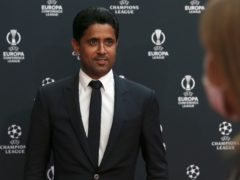 ECA chairman Nasser Al Khelaifi says the organisation has to trust the clubs who plotted to form the Super League just five months ago (Emrah Gurel/AP)