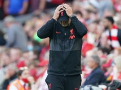 Liverpool manager Jurgen Klopp admits he nearly missed the club's 2005 'Miracle of Istanbul' as he almost switched off at half-time (Mike Egerton/PA)