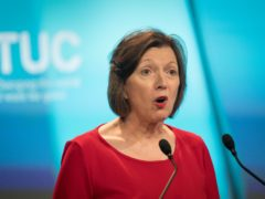 Frances O'Grady, General Secretary of the TUC, says pandemic should be a catalyst for change (Stefan Rousseau/PA)