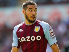 Aston Villa's Emi Buendia will return with Emi Martinez on Saturday (Barrington Coombs/PA)