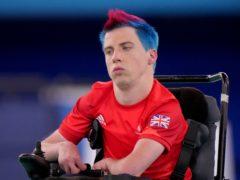 Boccia star David Smith will lead Great Britain into the closing ceremony of Tokyo 2020 (Tim Goode/PA)