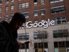 Google France described the fine as 'disproportionate' (Mark Lennihan/AP)