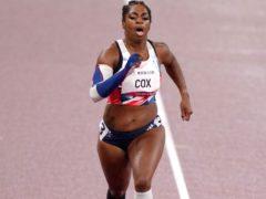Great Britain's Kadeena Cox finished fourth in the T38 400m (John Walton/PA)
