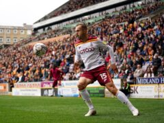 Charles Vernam will come back into the Bradford squad to face Rochdale (Zac Goodwin/PA)