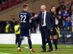 Scotland's Nathan Patterson has turned his attention to Austria after Moldova win (Andrew Milligan/PA)