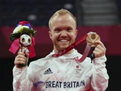 Krysten Coombs claimed bronze for Great Britain (imagecommsralympicsGB/PA)