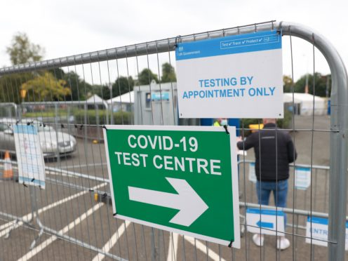 A report warned there is 'almost no additional funding' to deal with the long-term effects of Covid-19 (Liam McBurney/PA)