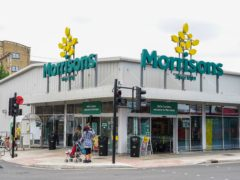 Morrisons' pension trustees have reached an agreement with suitor CD&R (Ian West/PA)