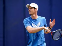 Andy Murray reached the second round of the Moselle Open (John Walton/PA)