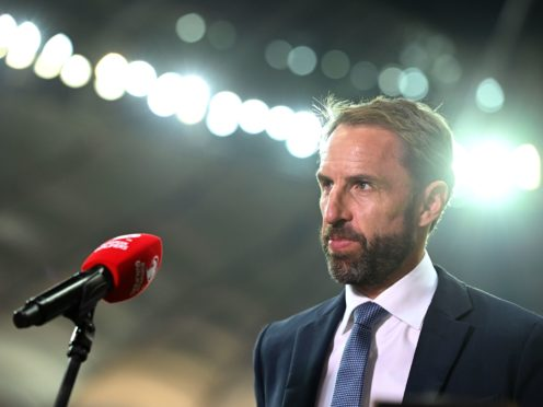 Gareth Southgate believes there should be more women within the England men's team set-up (Rafal Oleksiewicz/PA)