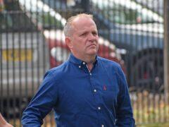 Simon Silwood has been handed a jail sentence (Matthew Cooper/PA)