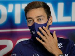 George Russell will join Mercedes next season (Luca Bruno/AP)