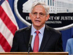 Attorney General Merrick Garland has been under pressure to act (Scott Applewhite/AP)