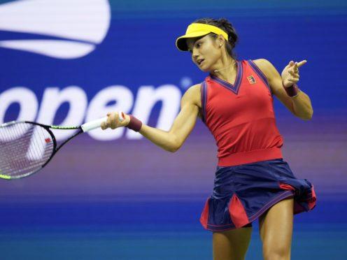 Emma Raducanu has enjoyed a rapid rise to Grand Slam success (Credit: ZUMA)