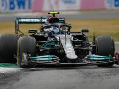 Valtteri Bottas qualified fastest at Monza (Antonio Calanni/AP)