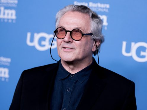 Director George Miller (Richard Shotwell/Invision/AP)