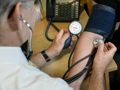 GPs have come under fire for not offering as many face-to-face consultations as before the pandemic (PA)