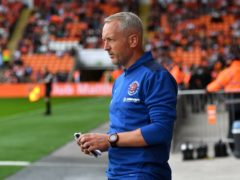 Blackpool boss Neil Critchley has no new fitness problems (Anthony Devlin/PA)