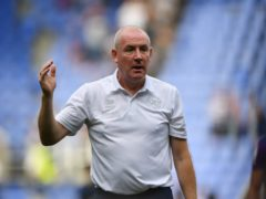QPR manager Mark Warburton rued two points dropped against Reading (Simon Galloway/PA).