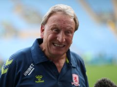 Middlesbrough head coach Neil Warnock could hand a first league start oft he season to Martin Payero against Blackpool Bradley Collyer/PA)