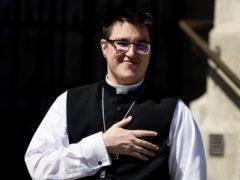 Bishop Megan Rohrer (John Hefti/AP)
