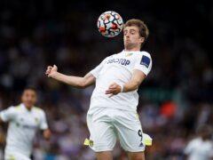 Leeds striker Patrick Bamford will not feature against West Ham (Mike Egerton/PA)