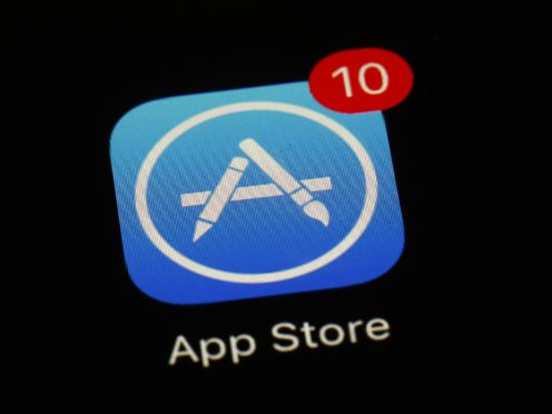 Epic Games chief says Apple will not let Fortnite back onto its platforms until case ends (AP Photo/Patrick Semansky, File)