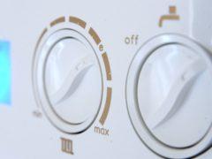 A domestic gas boiler (Joe Giddens/PA)