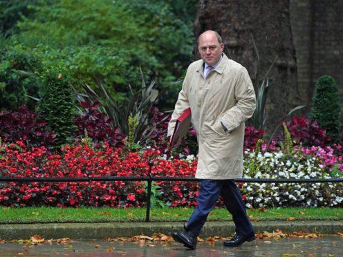 Defence Secretary Ben Wallace (Victoria Jones/PA)