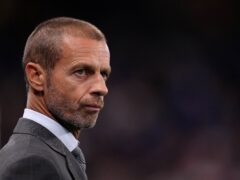 """UEFA, and its president Aleksander Ceferin, pictured, have been urged to support biennial World Cup proposals in """"solidarity"""" with the global game (John Walton/PA)"""