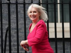 Nadine Dorries has been promoted (PA)