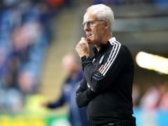 Mick McCarthy is short of numbers in midfield ahead of Cardiff's match against Bournemouth (Mike Egerton/PA)